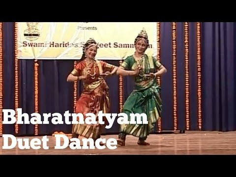 Indian Classical Dance Forms, Bharatnatyam Duet Dance